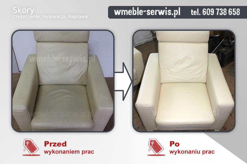 W Ultra czyszczenie, renowacja, naprawa skóry Poznań tel: 609 738 658 IO16